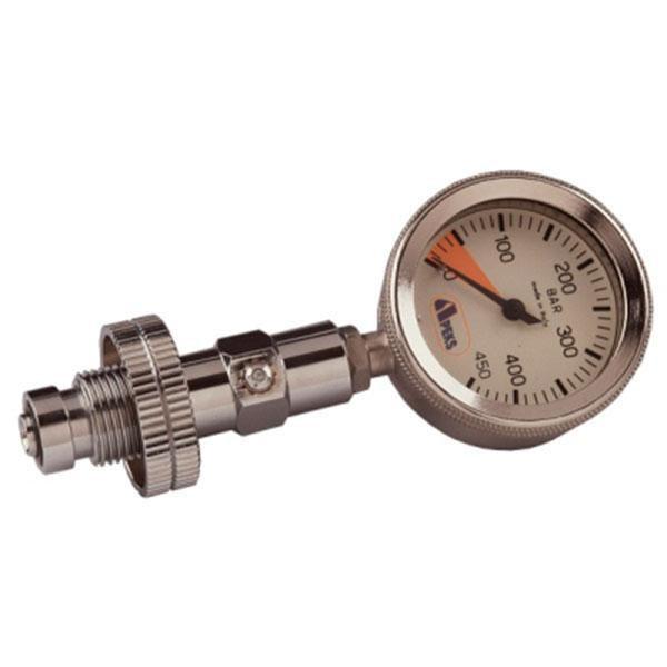 [해외]아펙스 Surface Pressure Gauge M25 DIN 300 Bar