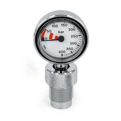 [해외]BEST DIVERS Surface Pressure Gauge DIN 300 Bar