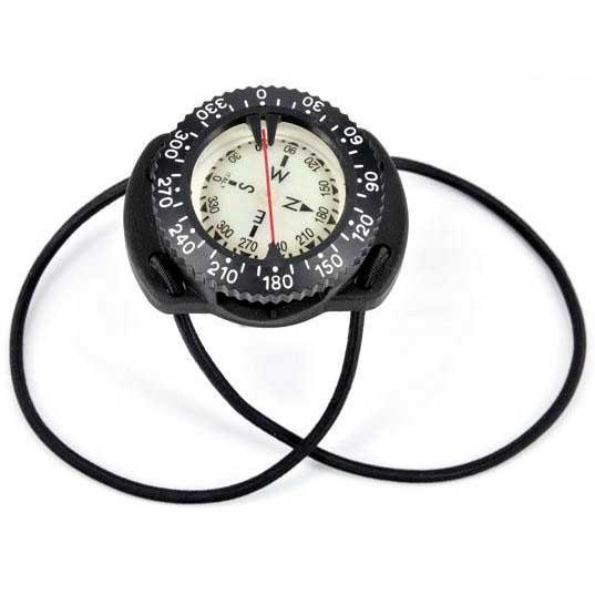 [해외]BEST DIVERS Bungee Wrist Compass 1029529