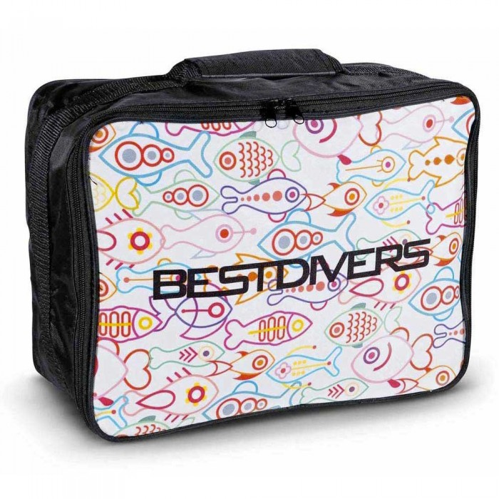 [해외]BEST DIVERS Regulator Bag Fishes 101229475