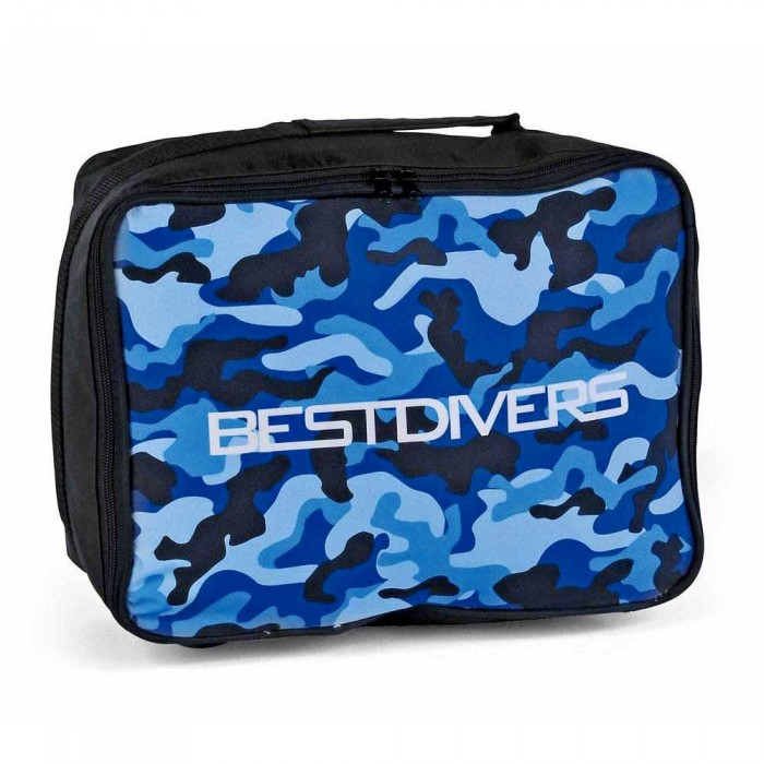 [해외]BEST DIVERS Regulator Bag Mimetic Blue 101229476