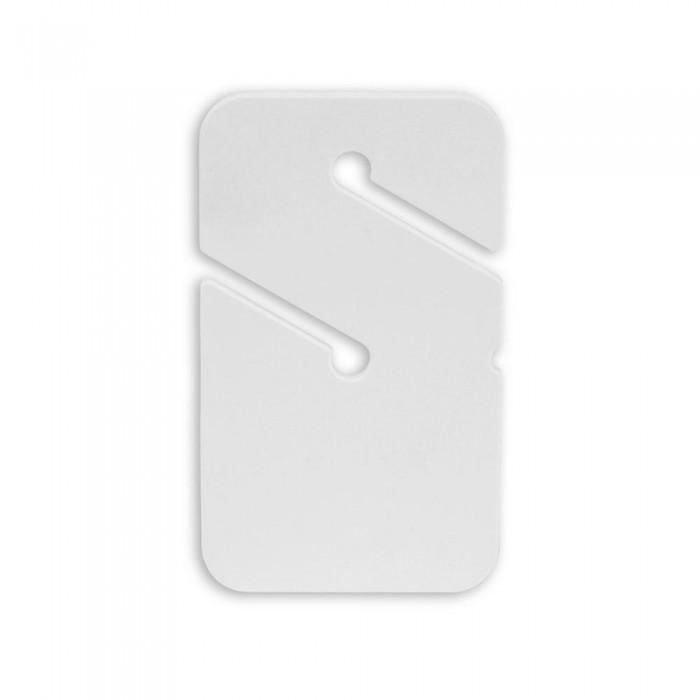 [해외]BEST DIVERS Rectangular Line Marker 5 Pcs 10136415700 White