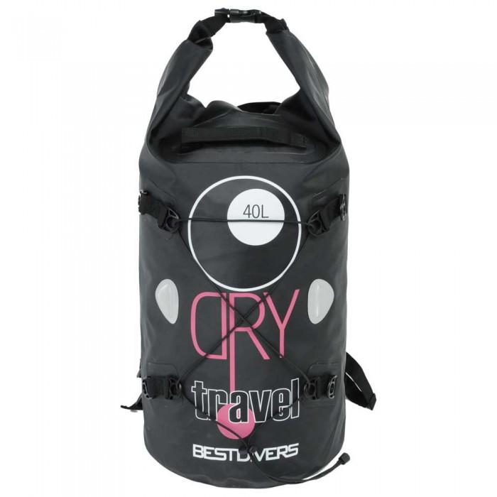 [해외]BEST DIVERS PVC Dry 40L 10137000798 Black