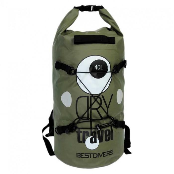 [해외]BEST DIVERS PVC Dry 40L 10137000799 Military
