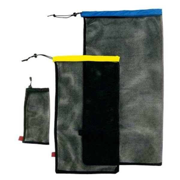 [해외]BEST DIVERS Net Bag Medium 101098161 BLACK