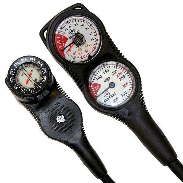 [해외]부샤 4 Elemments Console 10135366 Depth Gauge / Compass / Pressure Gauge