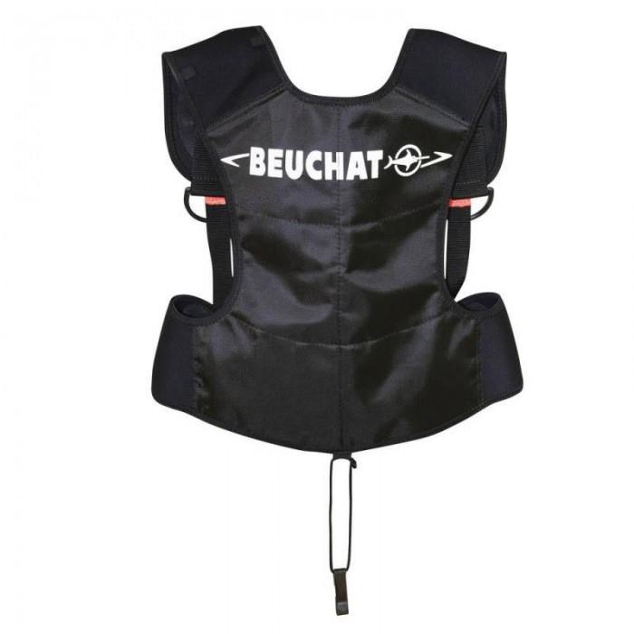 [해외]부샤 Quick Release Harness 10136332468 Black