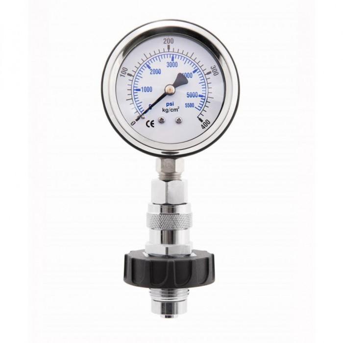 [해외]크레시 External HP Pressure Gauge Din
