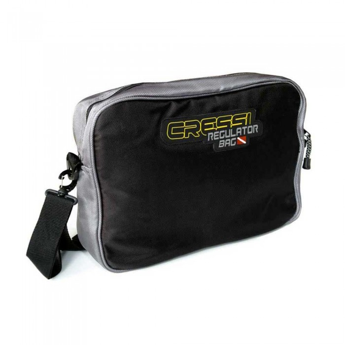 [해외]크레시 Basic Regulator Bag 1065097 Black/Grey