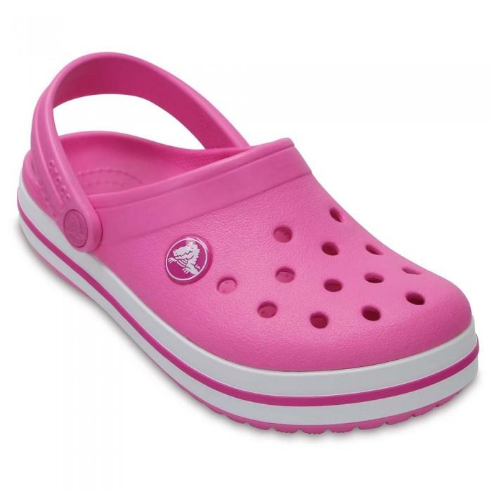 [해외]크록스 Crocband Clog 10136410152 Party?Pink