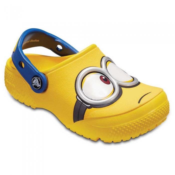 [해외]크록스 FunLab Minions Clog 10137091994 Yellow