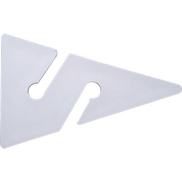 [해외]DE PROFUNDIS Arrow 10136084461 White