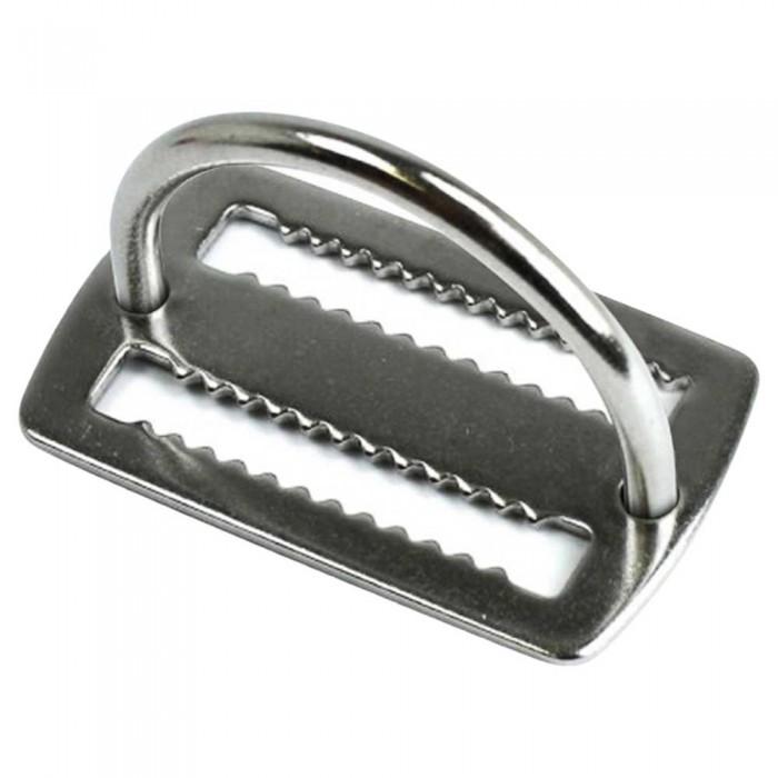 [해외]엡실론 Weight Belt Keeper With D Ring 10136445036 Silver