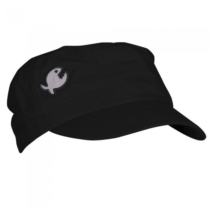 [해외]iQ-Company UV 200 Cap Rough Fish Black