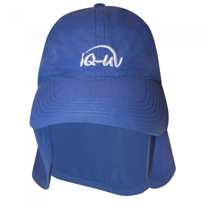 [해외]iQ-Company UV 200 Cap 앤드 넥 Navy