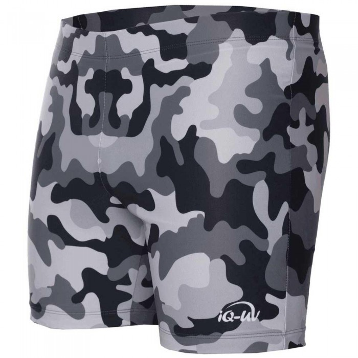 [해외]iQ-Company UV 230 Swim Camouflage 10136789889 Grey
