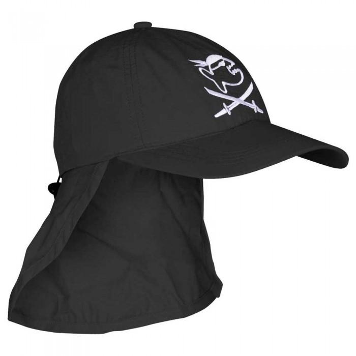 [해외]iQ-Company UV 200 Cap & 넥 Black