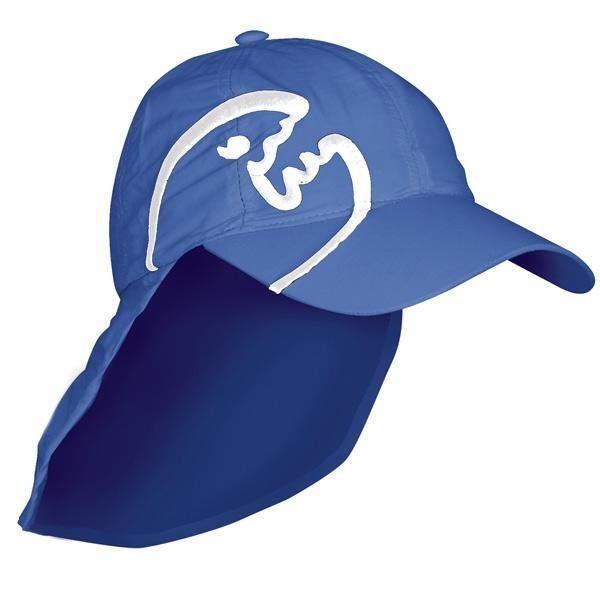 [해외]iQ-Company UV 200 Kids Cap & 넥 Bites Blue