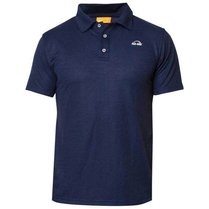 [해외]IQ-UV UV polo shirt 10136902033 Navy