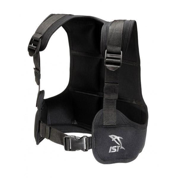 [해외]IST DOLPHIN TECH Apnea Vest with 8 Weight Pockets 101247364