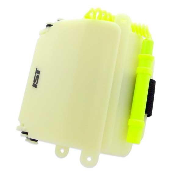 [해외]IST DOLPHIN TECH Wrist Blackboard With Pencil 10137106749 Fluo Yellow