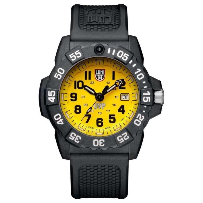 [해외]루미녹스 Scott Cassell UVP Special 에디션 3505 Yellow / Black