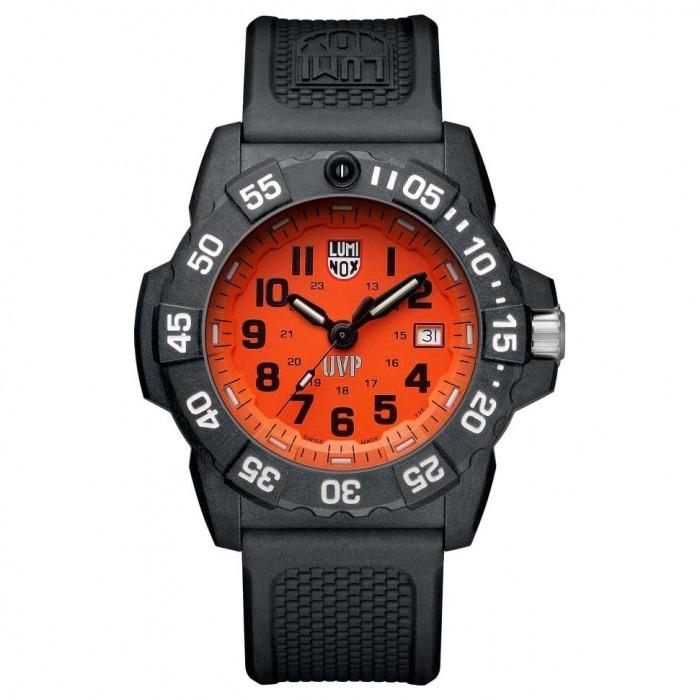 [해외]루미녹스 Scott Cassell UVP Set 3509 Orange / Black