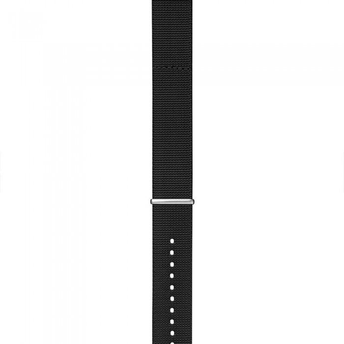 [해외]루미녹스 Webbing Strap 4 Loops 0320/3000/3050/3080/8400 Black / Steel