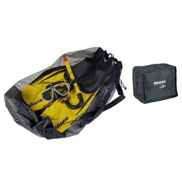 [해외]마레스 Mesh Bag 103310 Black