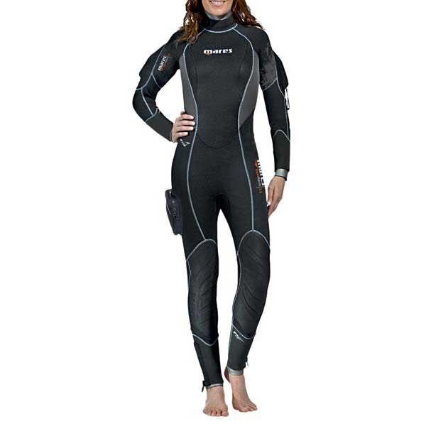 [해외]마레스 Flexa Therm She Dives 6.5 mm 1072696 Black / Grey