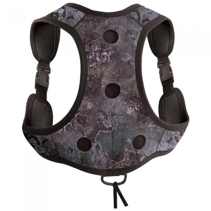 [해외]마레스 Back Pack Camo 10136794704 Without Weights / Black