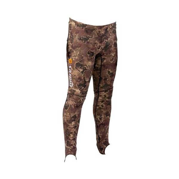[해외]마레스 Rash Guard Pants Camouflage Brown 108138