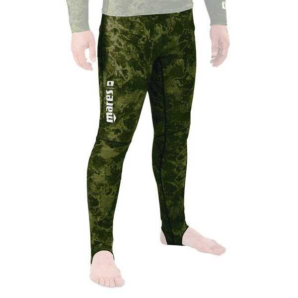 [해외]마레스 Rash Guard Pants Camo Green 1020678