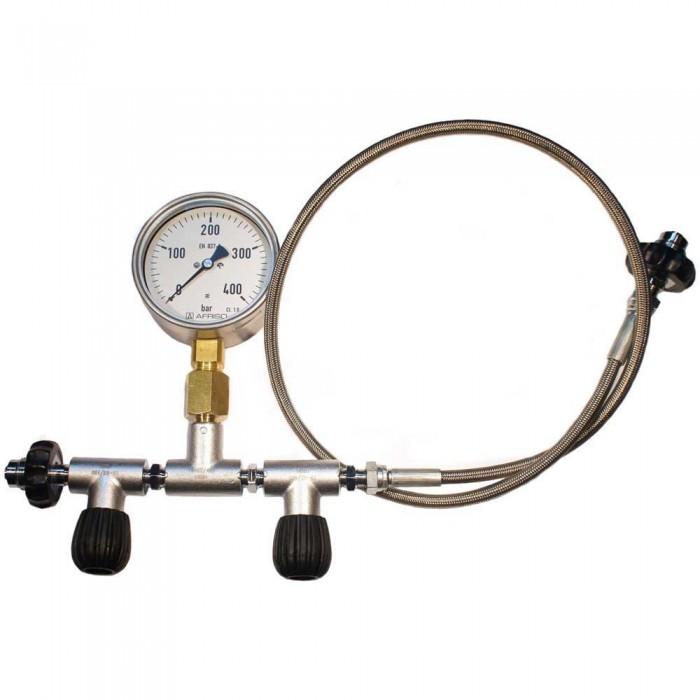 [해외]METALSUB Oxygen Equalizer DIN 200/300 위드 플로우 Control