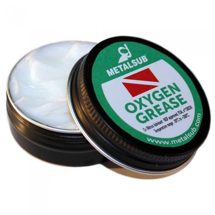 [해외]METALSUB Oxygen Grease 30 gr 10137022904 White