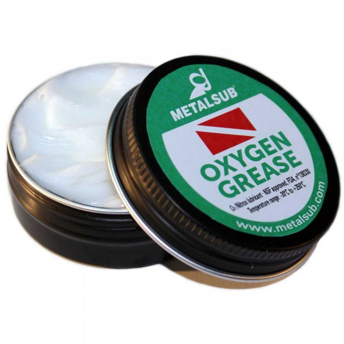 [해외]METALSUB Oxygen Grease 120 gr 10137022907 White