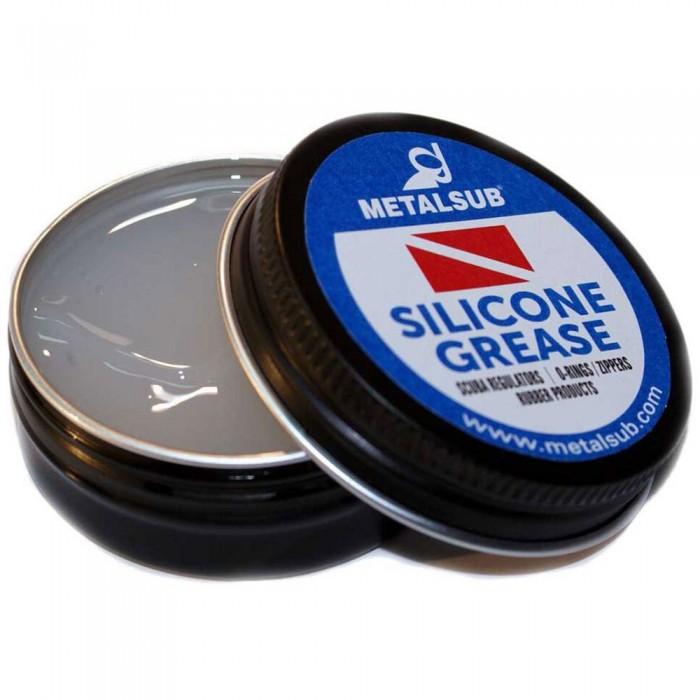 [해외]METALSUB Silicone Grease 45 gr 10137022911 Clear