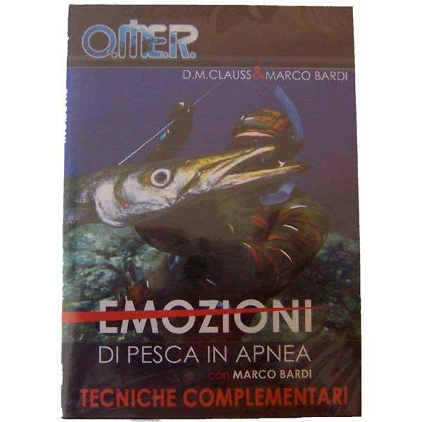 [해외]OMER Complementary Spearfishing 테크nique DVD