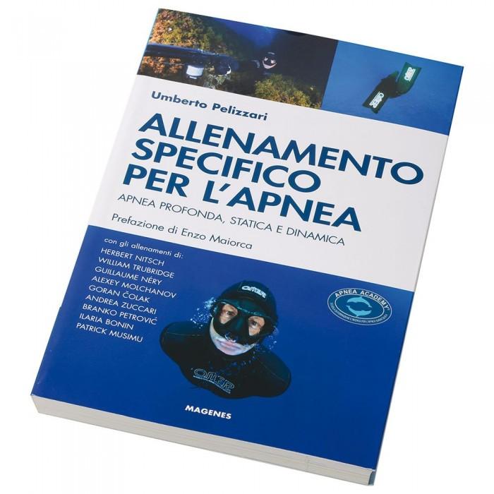 [해외]OMER Umberto Pelizzari Manual 올enamento Specifico Per LApnea