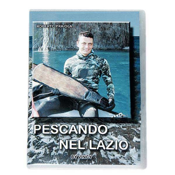 [해외]OMER Dvd Pesc앤드o Nel Lazio Inches From Roberto Praiola