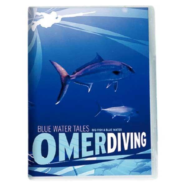 [해외]OMER Dvd 블루 Water Tales Inches Version Italian