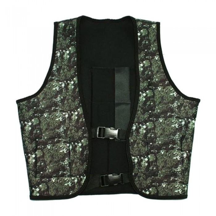 [해외]PICASSO Weight Vest Pro 6 Kg 10136799063 Stone Camo