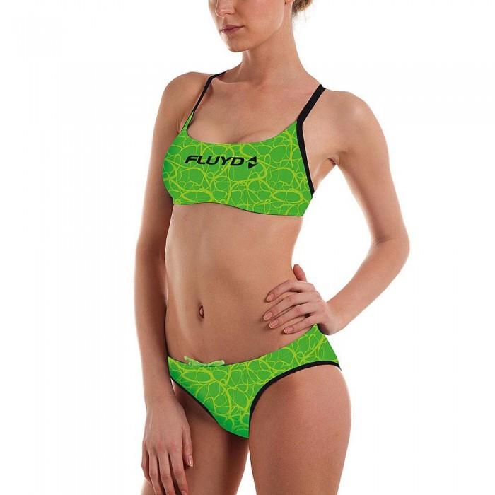 [해외]살비마 Fluyd Bikini Acid Green