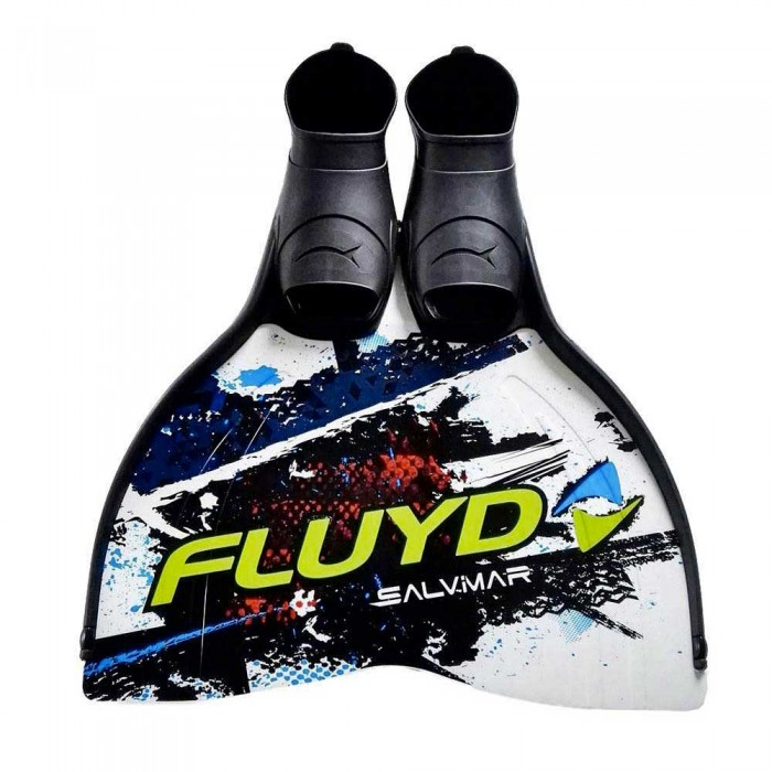 [해외]살비마 Fluyd Mermaid 10136002270 Black / Multi