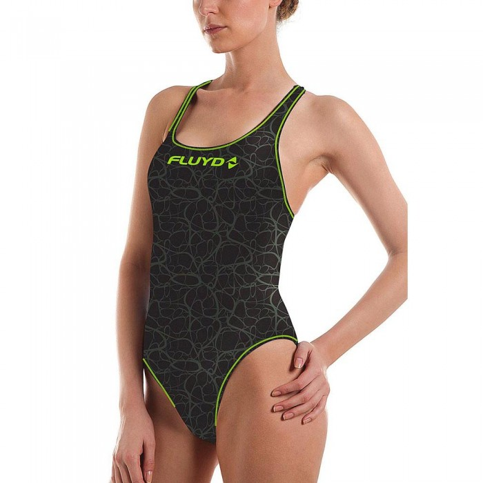 [해외]살비마 Fluyd One Piece Swimsuit 10136596319 Black