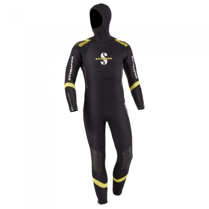 [해외]스쿠버프로 스포츠 Man 7 mm Yellow