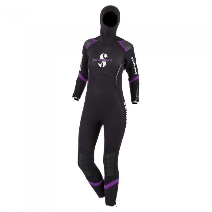 [해외]스쿠버프로 Sport Woman 7 mm 10135899926 Purple