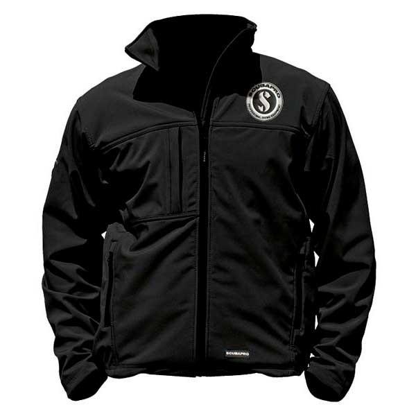 [해외]스쿠바프로 Soft Shell Jacket Lady 1011156 Black