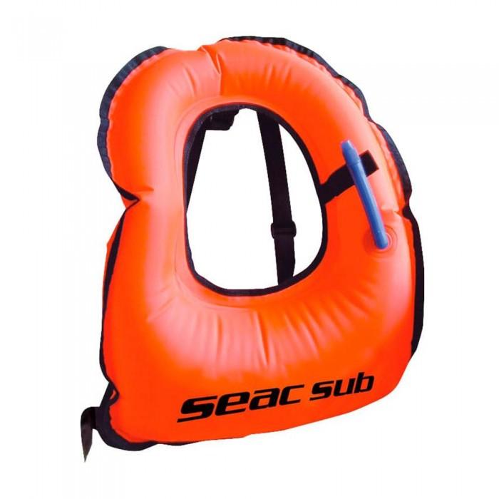 [해외]씨악서브 Snorkeling 103526 Orange