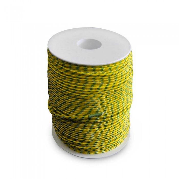 [해외]시갈섭 Dyneema with External Cover 50 M Yellow / Green